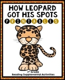 How Leopard Got His Spots Journeys