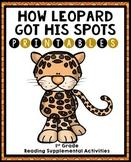 How Leopard Got His Spots Journeys