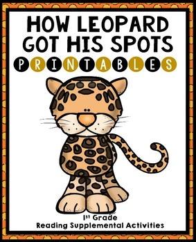 How Leopard Got His Spots