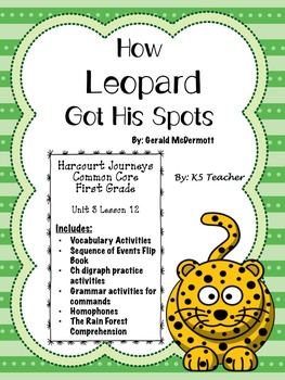 How Leopard Got His Spots