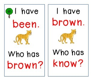 How Leopard Got His Spots I Have Who Has (Journeys Common Core Reading Series)