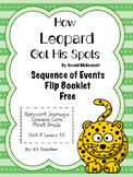 How Leopard Got His Spots - Sequence of Events