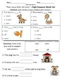 How Leopard Got His Spots - Vocabulary & Comprehension Test/Quiz (Journeys)