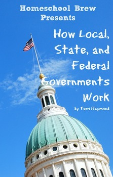 How Local, State, and Federal Governments Work (Fourth Grade Social Science)