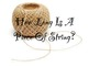 How Long Is A Piece of String? A Mathematics Unit on Measurement for ages 5-7