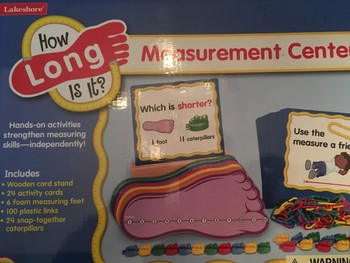 How Long Is It? Measurement Center
