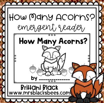 How Many Acorns? reader