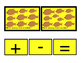 How Many Addition Numbers To 10 Printable Cards Kindergarten Math Brown Fish 3pg