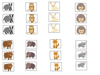 How Many Animals? A Counting Activity Inspired by The Mitten