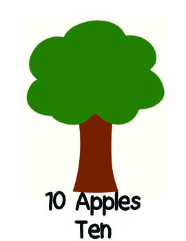 How Many Apples?-Math Center