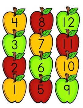 How Many Apples Tall Are You?