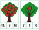 How Many Apples in the Tree? Clip Cards