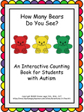 How Many Bears Do You See?  An Interactive Book