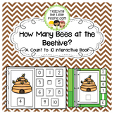 How Many Bees at the Hive? A Counting to 10 Interactive Book