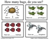 How Many Bugs Do you see?