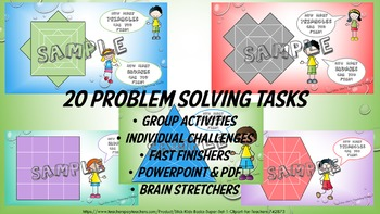 How Many Can You Find - Maths - Fast Finisher - Problem Solving