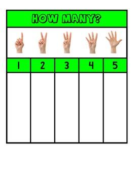 How Many? Corresponding Numbers