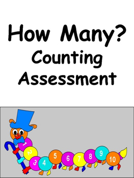 How Many? Counting Assessment