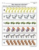 How Many? Counting Groups of Objects (Long E Words) Activity Sheets