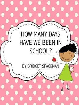 How Many Days Have We Been In School Tracker