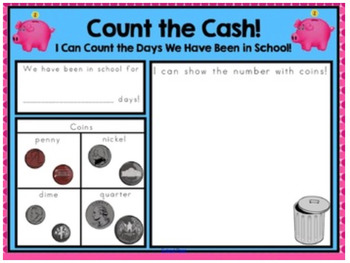 How Many Days Have We Been in School? - SMARTboard Fun!