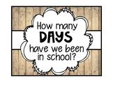 How Many Days Of School?