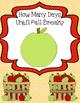 How Many Days Until Fall Break?  Countdown Display
