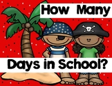 How Many Days in School: Pirate Style