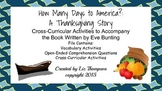 How Many Days to America? A Thanksgiving Story Mini Unit
