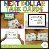 How Many Dollars? Department Store Task Cards: Money Skills [Special Education]