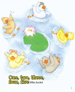 How Many Ducks? Read-Along eBook & Audio Track