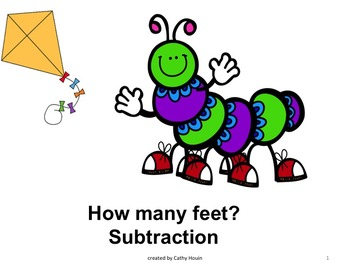 How Many Feet Subtraction to 20