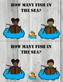 How Many Fish In The Sea? Counting Emergent Reader