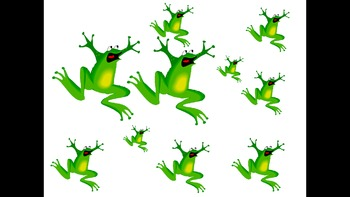 How Many Frogs? 1-10