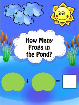 How Many Frogs in the Pond?