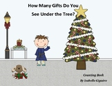 How Many Gifts Do You See Under the Tree-Emergent Reader Counting Book