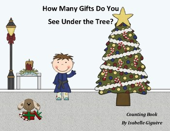 how many gifts do you see under the tree emergent reader counting book - How Many Gifts For Christmas
