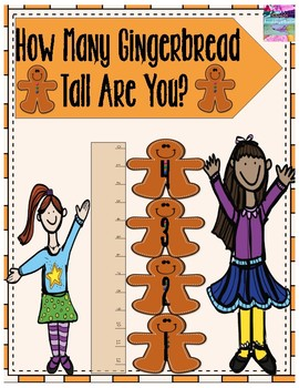 How Many Gingerbread Tall Are You?