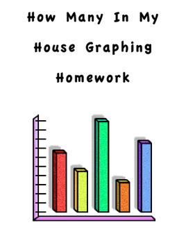 How Many In My House Graphing Homework