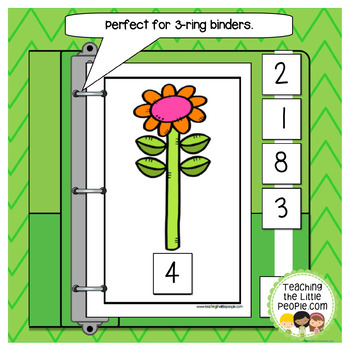 How Many Leaves on the Flower Stem: A Counting to 10 Interactive Book