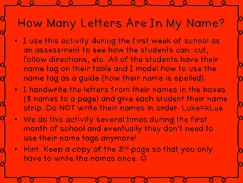 How Many Letters In My Name?