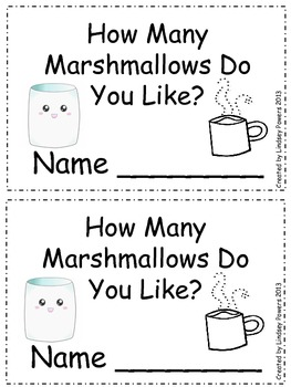 How Many Marshmallows Do You Like?