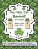 Number Fluency Center Games/Activities (K/1) - St. Patrick's Day
