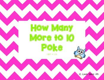 How Many More to Make 10 Poke