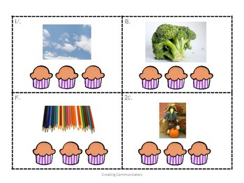 How Many Muffins? Syllable game