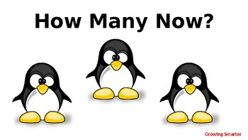 How Many Now? (conservation of cardinality)