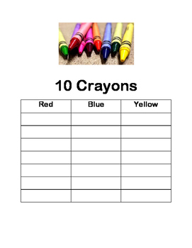 How Many? Number Combinations from 10-20