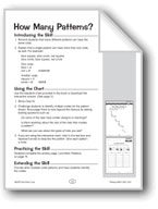 How Many Patterns?
