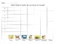 How Many Pets? (Bar Graph Activity & Poster/Bulletin Board)