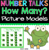 How Many? - Picture Models - Number Talks